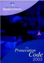 Prosecution Code Image