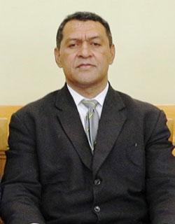 Manager GCD, Mr Sekonaia Vodokisolomone